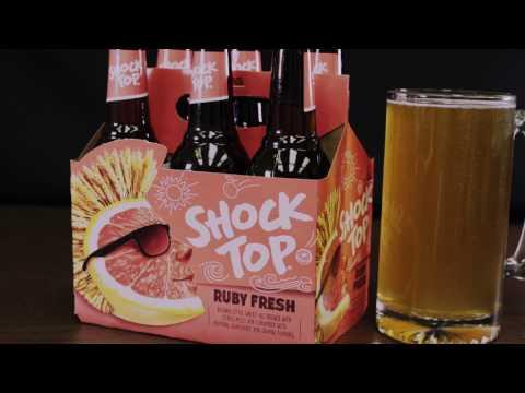 Shock Top: Ruby Fresh