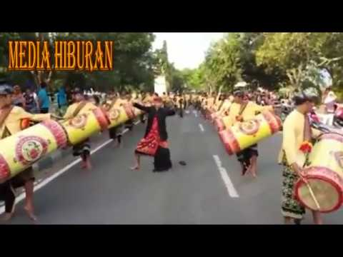 Beleq drum Traditional Arts From Lombok, NTB Indonesia