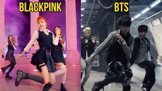 "Kpop Dance SiMiLaRiTiEs pt. 73 | ""Terrible"" edition"