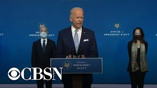 Biden nominations signal changes for U.S. foreign policy