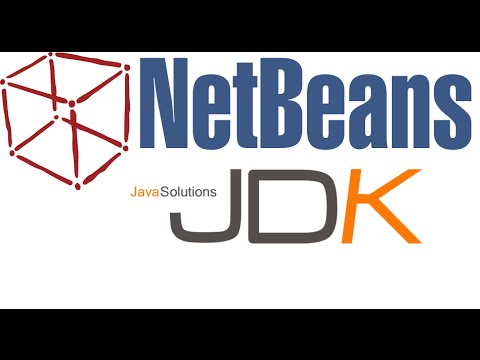 comment télecharger et installer le JDK et le netbeans