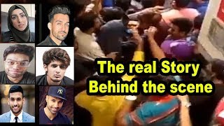The Real Story Behind The Conflict Between  Sham Idrees Ducky Bhai  Rahim Pardesi and Froggy