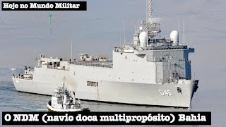 o ndm navio doca multipropsito bahia