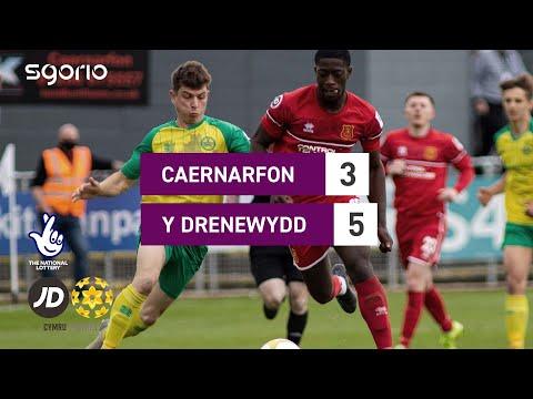 Caernarfon Newtown Goals And Highlights