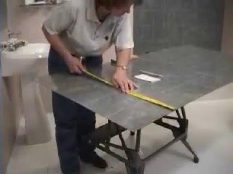 Монтаж панелей МДФ Riko - YouTube