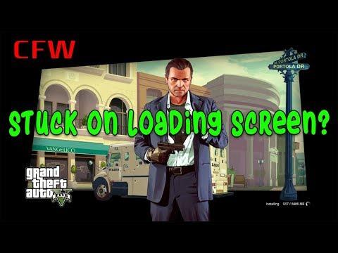 How to Fix Infinite Loading Screen on GTA 5 [PS3/TUT]