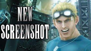 NEW SCREENSHOT LEAKED - Final Fantasy VII Remake confirmed for e3?