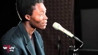 "Benjamin Clementine - ""Cornerstone"" (Live at WFUV)"