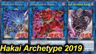 Gambar cover 【YGOPRO】HAKAI NEW ARCHETYPE DECK 2019 (TESTING NEW CARDS)