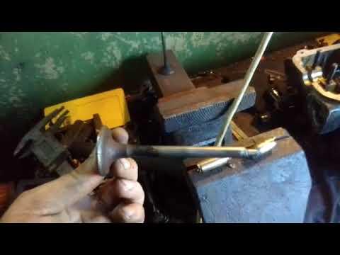 Фото к видео: Треш ремонт ГБЦ ALZ 1.6, он же BSE, BFQ.
