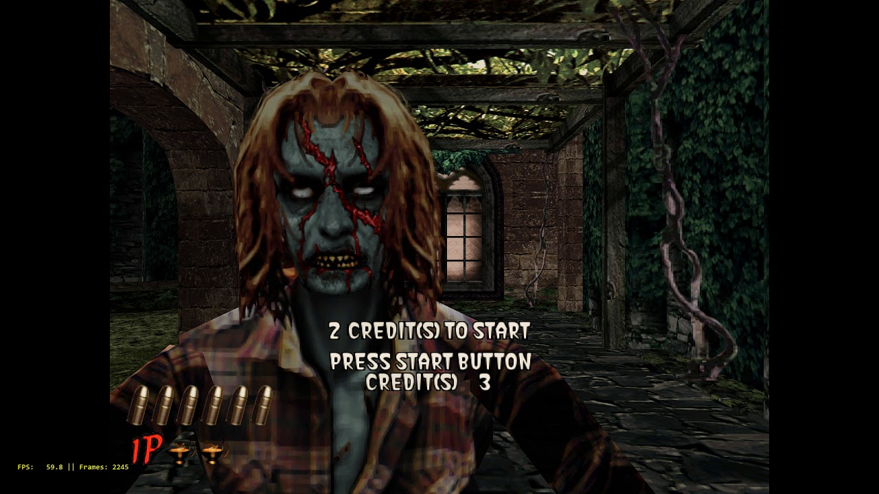 Flycast Libretro Naomi House Of The Dead 2 Mame Version Now