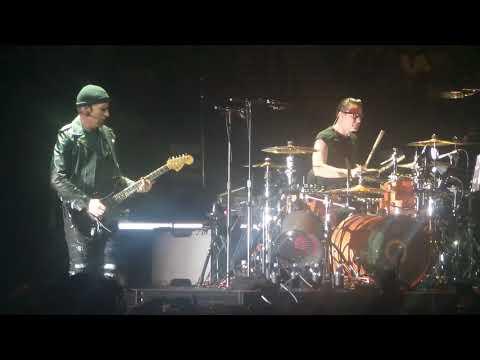 Gloria LIVE U2 5-12-18 T-Mobile Arena Las Vegas