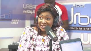 Un extrait edifiant de l'interveiw de Lady sonia sur la radio Gabon...