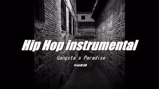 Hip Hop Instrumental Rap - Gangsta's Paradise - Base de Rap Callejera - Prod.Dj ZiR