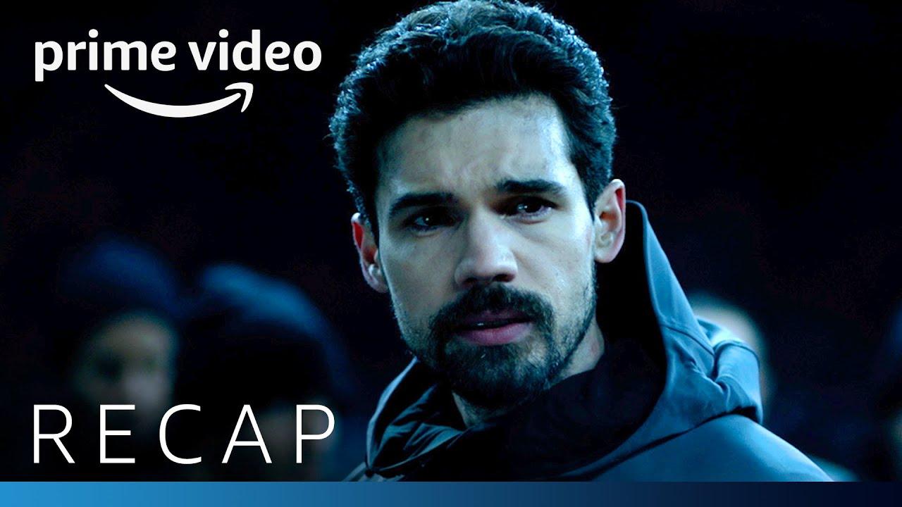 Download The Expanse Recap | Seasons 1 - 5 | Prime Video