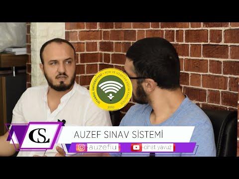 AUZEF Sınav Sistemi Hakkında | İstanbul Üniversitesi AUZEF
