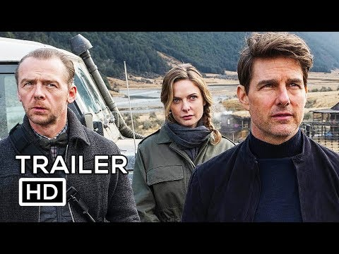 MISSION IMPOSSIBLE 6: FALLOUT Trailer Teaser (2018) Tom Cruise, Rebecca Ferguson Action Movie HD