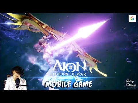 WOW Best Game  !!!! AION: Legions Of War (EN) - Android/iOS Gameplay