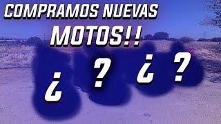 MOTOS NUEVAS EN EL CANAL 🔥😱