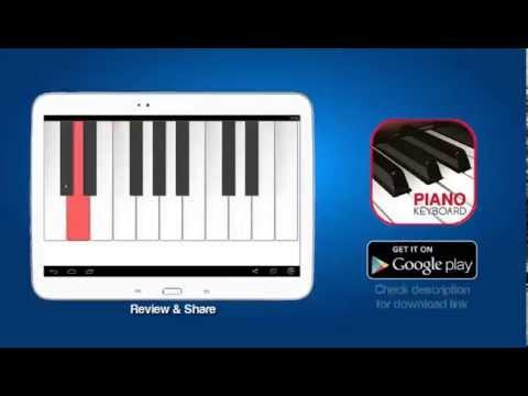 Digital Piano Keyboard - Android Application