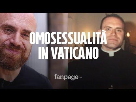 La Confessione Di Francesco: 'Io, Ex Prete Gay Vi Racconto L'omosessualità In Vaticano'