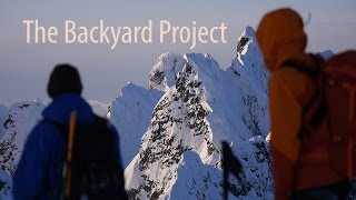 """the Backyard Project""  Ep. 1 - 'the River'"