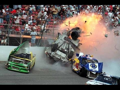 The Worst NASCAR Crashes Of All Time