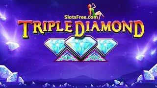 Triple Diamond Slots - Play For Free at SlotsFree.com