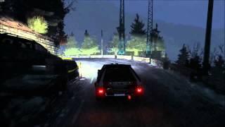 Dirt rally Monaco - Route de Turini daily bug