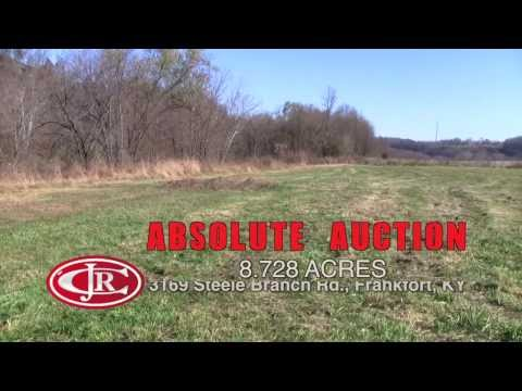 Frankfort Kentucky Absolute Real Estate Auction