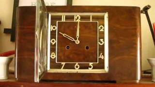 Repeat youtube video Kienzle clock with Potsdamer Gong