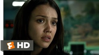 The Eye (4/8) Movie CLIP - Chinese Restaurant Fire (2008) HD