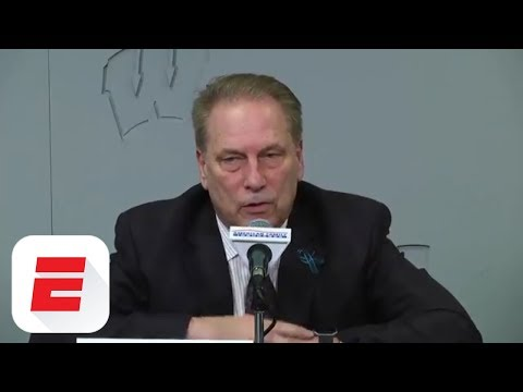 Tom Izzo on NCAA scandal: 'Miles handled it like a man, he handled it better than I did' | ESPN
