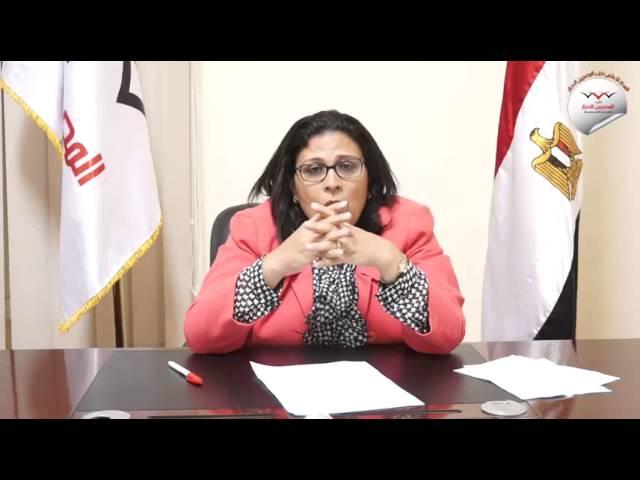 منى جاب الله تقدم لأهالي منشية ناصر والجمالية كشف حساب عن أعمالهاالأول لمجلس