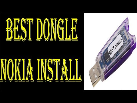 install best dongle nokia