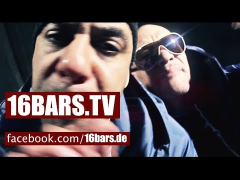 Real Jay feat Jonesmann - Frankfurt in dein Maul (16BARS.TV PREMIERE)