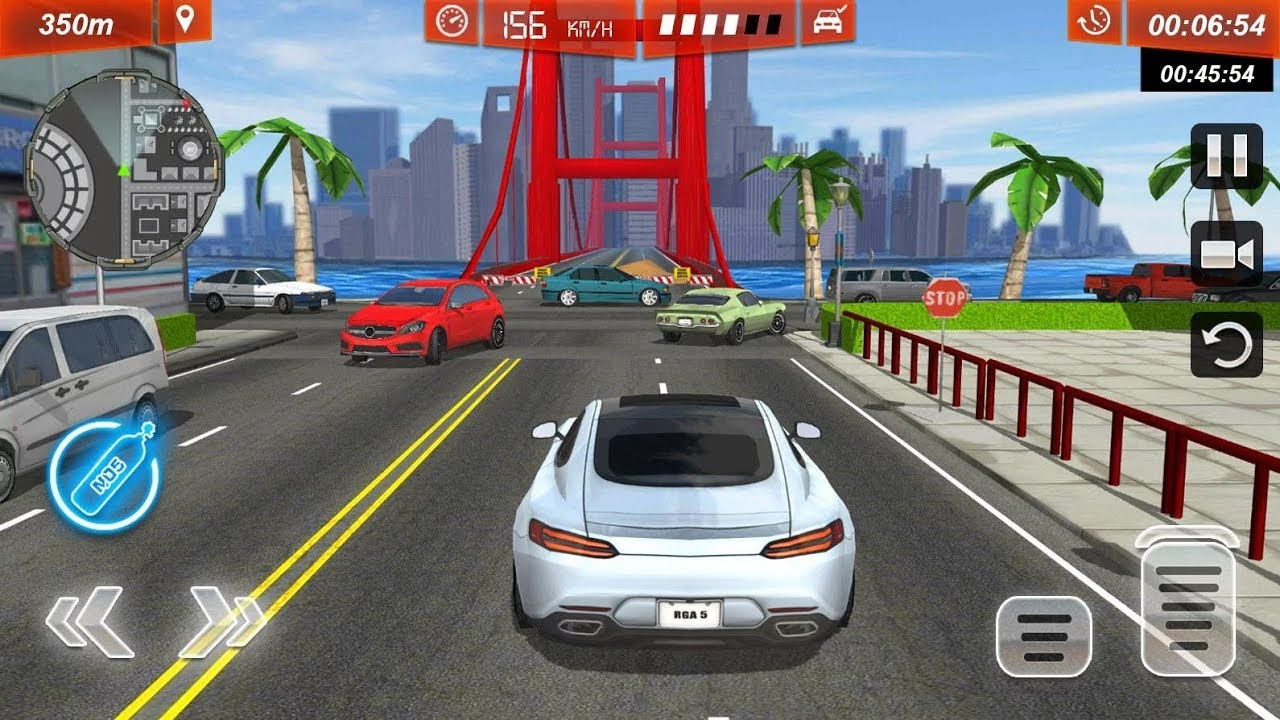 Speed Driving Race Car Simulator Android Gameplay Free
