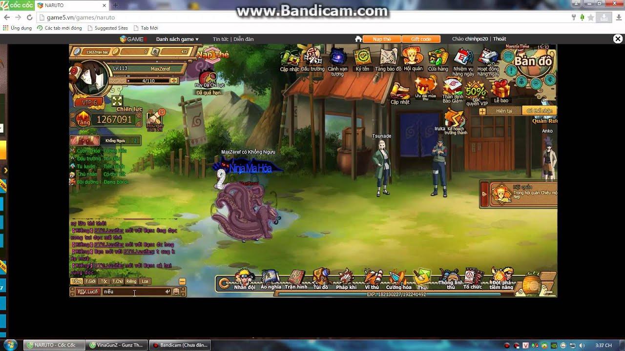 [Game5] Naruto nhọ :)))