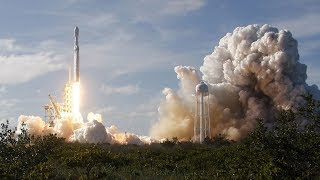 SpaceX Falcon 9 rocket launch in Florida (Streamed live)
