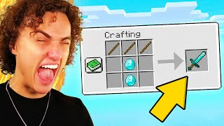 You Laugh = Delete Minecraft!