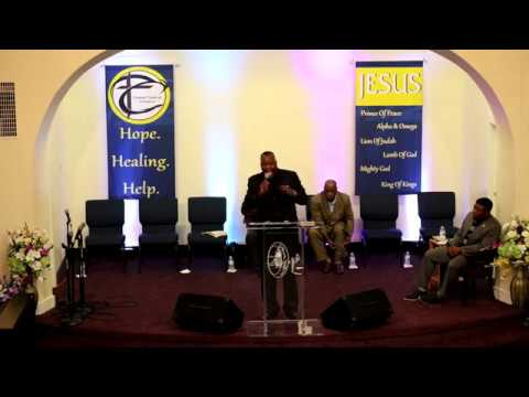 Pastor Kevin Williams Jr- District 10 Fellowship Service: 'It's Time To Fellowship'