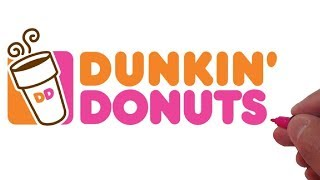 How to Draw the DUNKIN