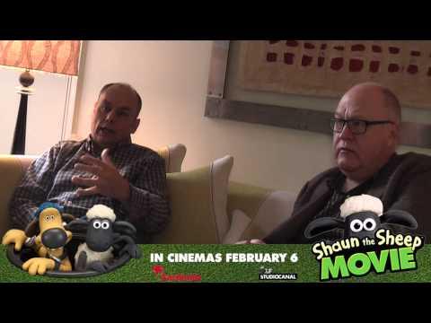 Interview: Mark Burton + Richard Starzak | Shaun the Sheep Movie (The Fan Carpet)