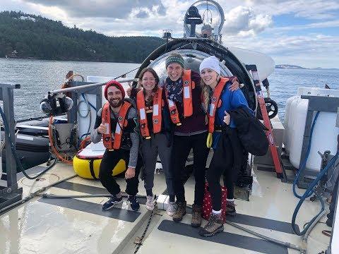 OceanGate's sub explores the Salish Sea