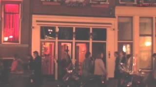 Амстердам, вечер на улице Красных Фонарей, август 2013(, 2013-10-10T18:12:48.000Z)