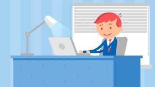 """Анимационный ролик для портала """"Госуслуги"""". Оплата налогов онлайн"""