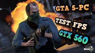 GTA 5 на ПК - НАСТРОЙКА ГРАФИКИ FPS TEST