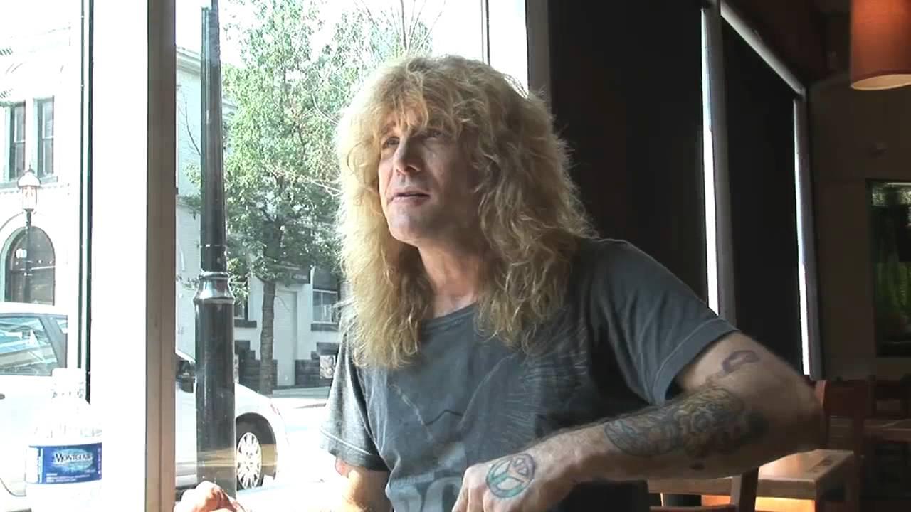506ba18254003 Arts & Life: original Guns N' Roses drummer Steven Adler - YouTube