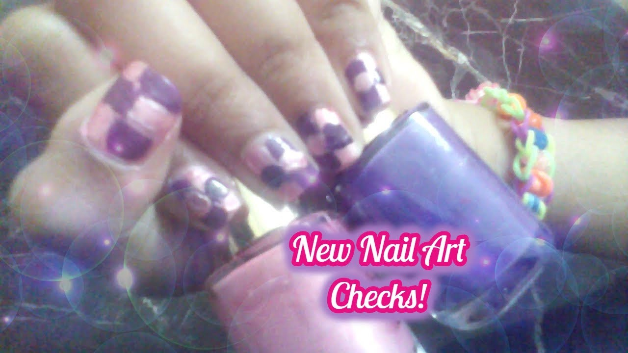 New Nail Art Tutorial | For Beginners Step-by-Step Instructions Easy ...