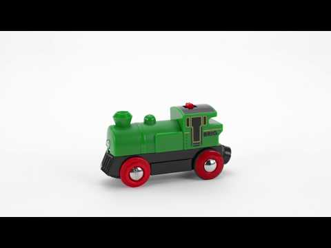 BRIO World - 33595 Battery-powered Engine